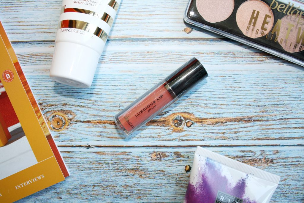 """Doucce Luscious Lip Stain in """"Holiday Getaway"""""""